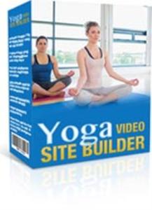Yoga Video Site Builder | Software | Internet