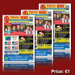 Midleton News December 3 2014 | eBooks | Magazines