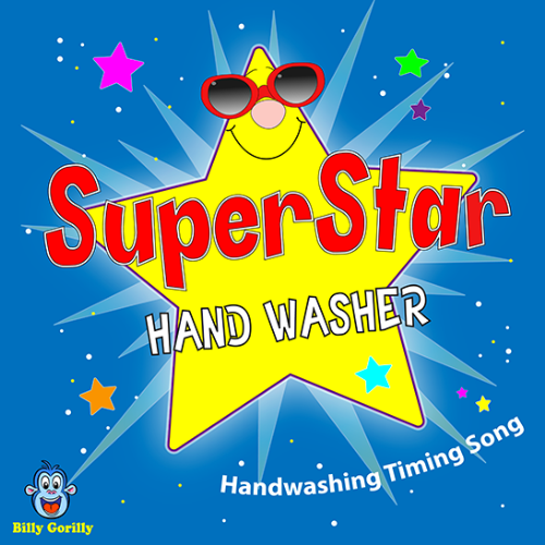Third Additional product image for - Hand Washing Lesson Plan PreK-Gr1
