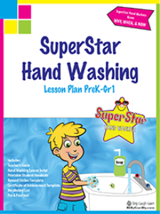 hand washing lesson plan prek-gr1