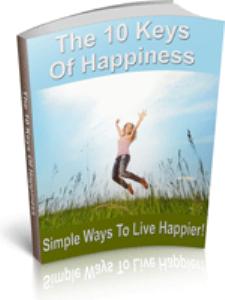 The 10 Keys Of Happiness | eBooks | Self Help
