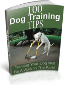 100 Dog Training Tips | eBooks | Pets
