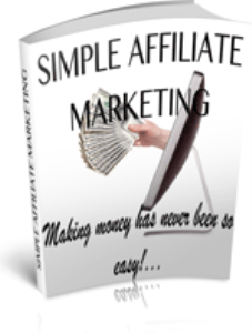 simple affiliate marketing