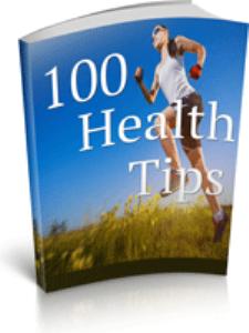 100 Health Tips | eBooks | Health