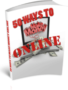 50 Ways To Make Money Online | eBooks | Business and Money