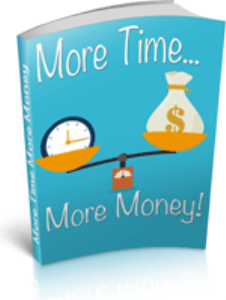 More Time... More Money! | eBooks | Business and Money