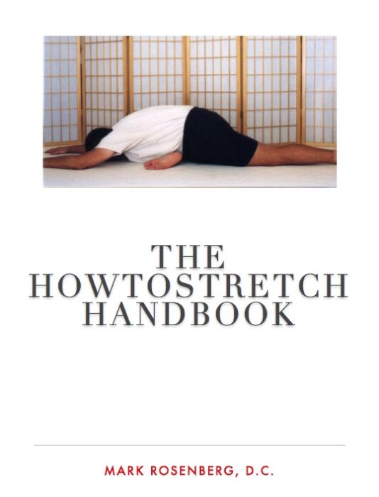 First Additional product image for - The Howtostretch Handbook