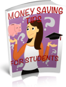 Money Saving Tips For Students | eBooks | Finance