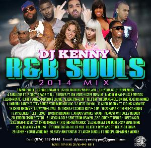Dj Kenny R&B Souls Cd New Flames | Music | Reggae