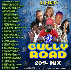 Dj Kenny - Gully Road | Music | Reggae