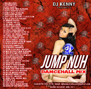 Dj Kenny - Jump Nuh Reggae Mix Cd | Music | Reggae
