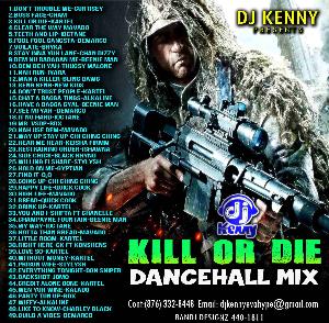 Dj Kenny - Kill Or Die Gangsta Mix Cd | Music | Reggae