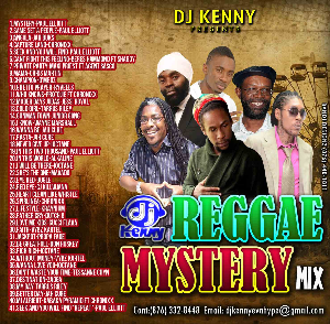 Dj Kenny - Reggae Mystery Mix Cd | Music | Reggae