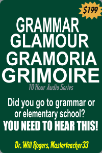 Grammar; Gramoria; Glamour | Audio Books | Religion and Spirituality