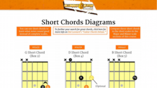 Third Additional product image for - BGE Webisodes 11 & 12 | Video 6a: Essential Chords & G Licks
