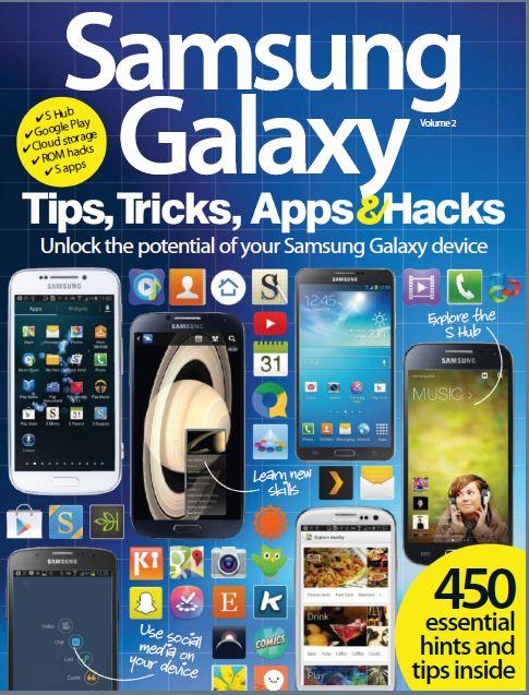 Samsung Galaxy Tips, Tricks, Apps & Hacks | eBooks