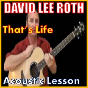 Learn to play That's Life by David Lee Roth / Sinatra | Movies and Videos | Educational