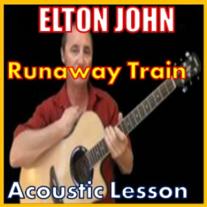 Learn to play Runaway Train by Elton John | Movies and Videos | Educational