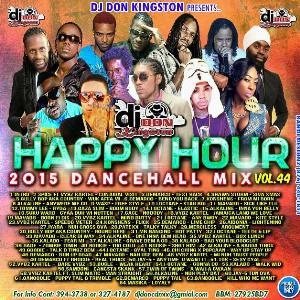 Dj Don Kingston Happy Hour Reggae Mix 44 Cd | Music | Reggae