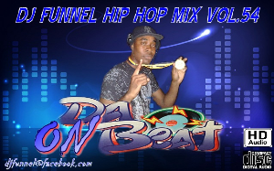dj funnel hip hop mix vol.54 - on da beat?