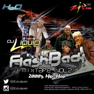 Zj Liquid Flashback Hip Hop Reggae Mix Cd | Music | Reggae