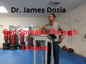 dr. james dozia on dreams (how god speaks to us)