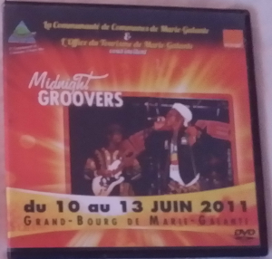 Midnight_Groovers - Live In Marie Galante | Music | Other