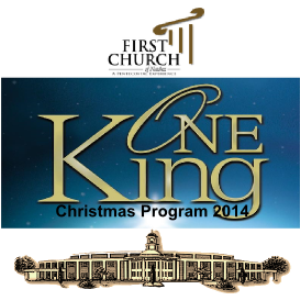 one king christmas program 2014