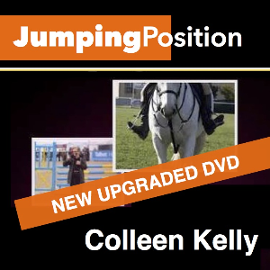 sale:  jumping position by colleen kelly
