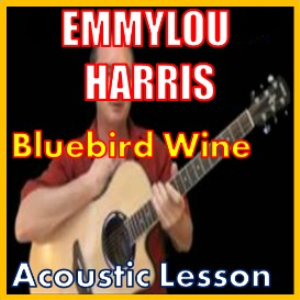 Learn to play Bluebird Wine by Emmylou Harris | Movies and Videos | Educational