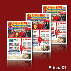 Midleton News December 17 2014 | eBooks | Periodicals