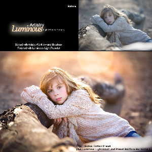 artistry luminous presets and brushes