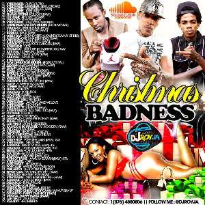 Dj Roy Christams Badness Dancehall Mix Raw [dec 2k14] | Music | Reggae
