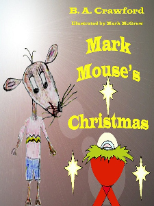 mark mouse's christmas - the e - picture book