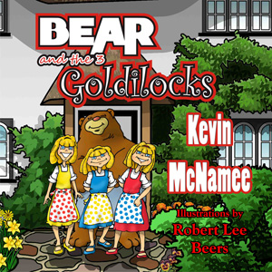 Bear and the 3 Goldilocks | eBooks | Children's eBooks