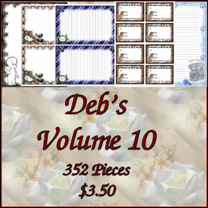deb's volume 10 printables