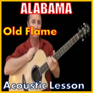 Learn to play Old Flame by Alabama | Movies and Videos | Educational