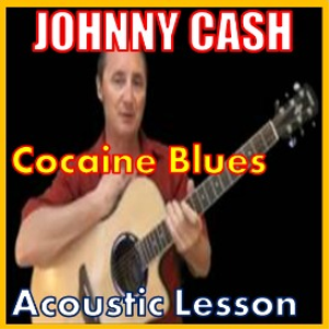Learn to play Cocaine Blues by Johnny Cash | Movies and Videos | Educational