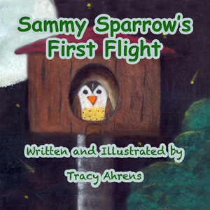 Sammy Sparrows First Flight | eBooks | Children's eBooks