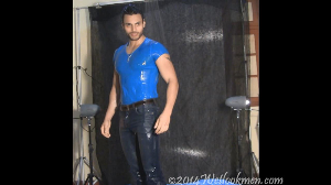 Piero slippery shower photoshoot | Movies and Videos | Miscellaneous