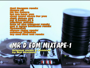 Mr D Mixtape | Music | Dance and Techno