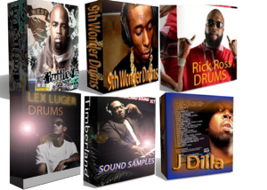 Producer Collection 13 sound kits/ wav Download | Music | Soundbanks
