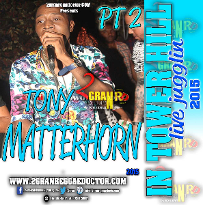 Tony Matterhorn In Concert @tower Hill Kgn,Ja | Music | Reggae
