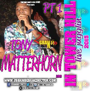 Tony Matterhorn In Concert Pt.2 @tower Hill Kgn,Ja | Music | Reggae