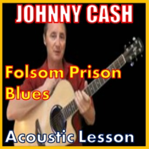 learn to play folsom prison blues by johnny cash