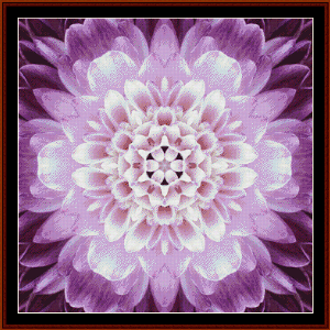 Fractal 474 cross stitch pattern by Cross Stitch Collectibles | Crafting | Cross-Stitch | Wall Hangings
