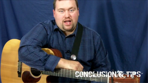 Fourth Additional product image for - BGE Webisodes 13, 14, & 15 | Video 6b: Diagonals, C Licks, D Licks, Conclusion, & Tips