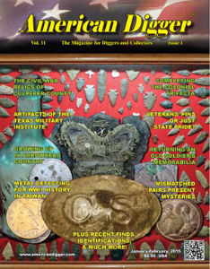 American Digger Magazine Volume 11, Issue 1 | eBooks | Magazines