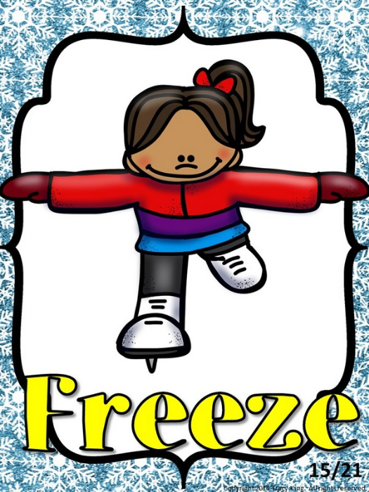 Second Additional product image for - Winter Freeze Dance and Creative Movement