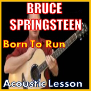 Learn to play Born To Run by Bruce Springsteen | Movies and Videos | Educational